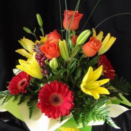Подарете цветя
